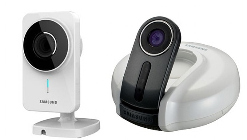 Samsung introduces WiFi SmartCam and video baby monitor (update: hands-on!)