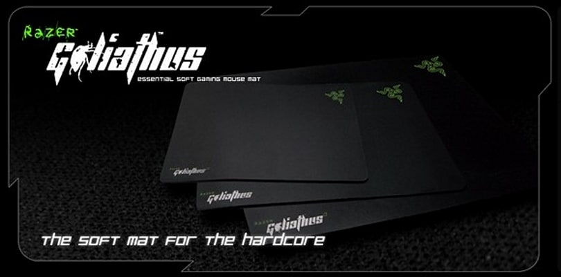 12 Days of Winter Veil Giveaway Day 3: Razer Goliathus mousepads