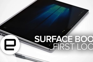 Surface Book : First Look