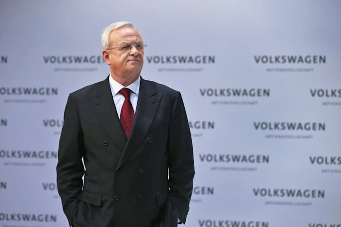 NYT finds smoking gun in the hands of Volkswagen's former CEO