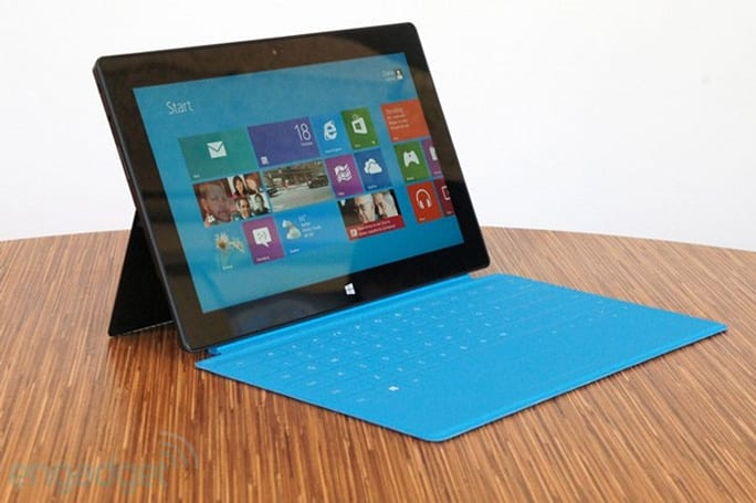 Surface RT prices slashed in UK and Australia, 32GB model down to £279 or $389