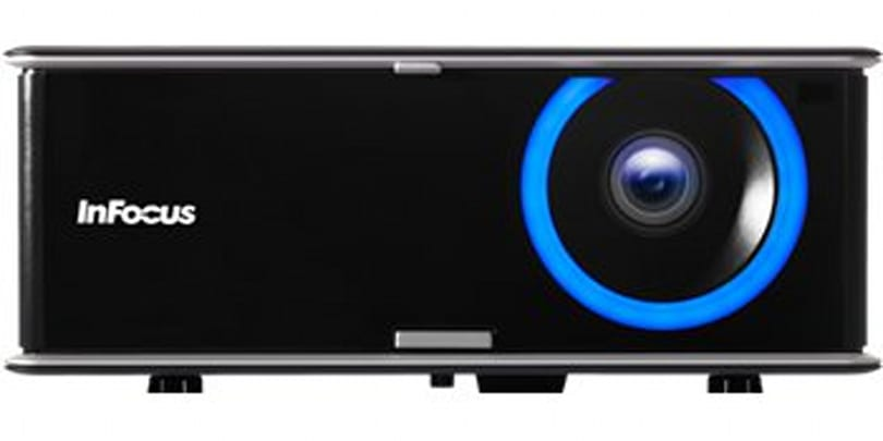 InFocus updates IN2100 and IN3100 series projectors, boosts brightness, burns retinas