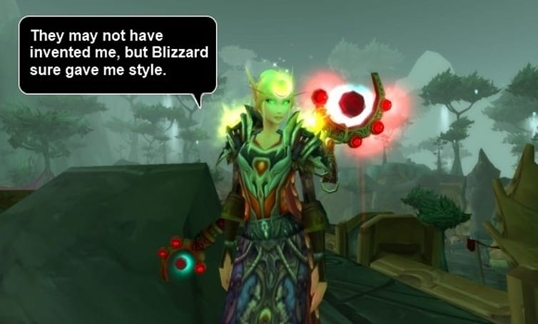 Disillusionment with MMOs