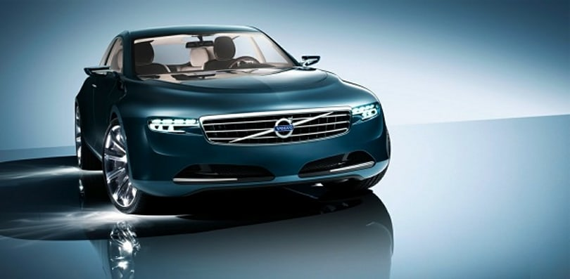 Volvo unveils Concept You luxury sedan, dripping with touchscreens (video)