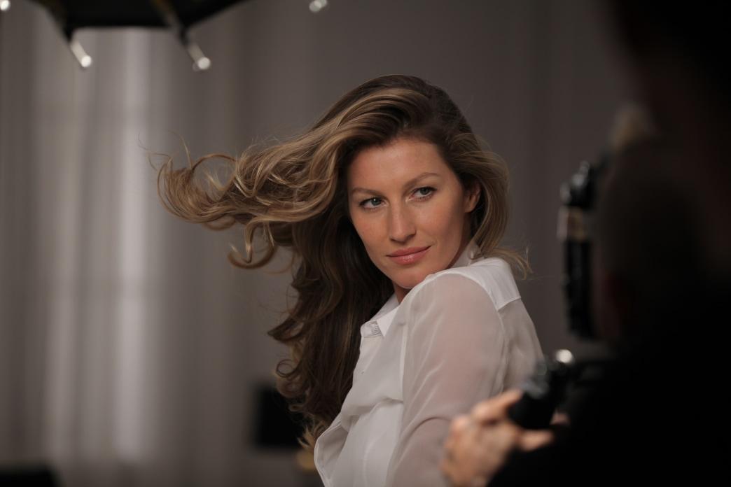 Gisele Bündchen named Pantene's newest Ambassador