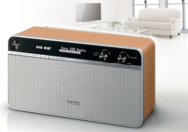 Sony's XDR-S16DBP wakes up from the DAB+ doldrums