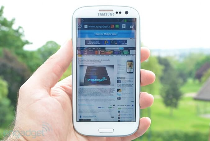 Apple calls for an early ban on Samsung Galaxy S III, isn't amused by S Voice