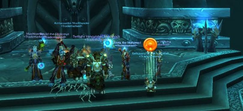 Encrypted Text: Rogue tips for raiding Icecrown Citadel, part 1