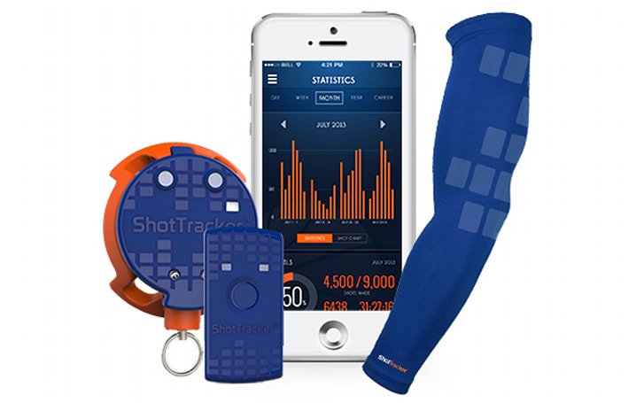Shot Tracker's wearable basketball coach launches today