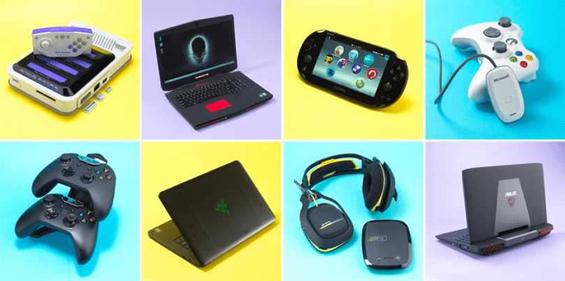 The top 17 gaming gadgets you can buy right now
