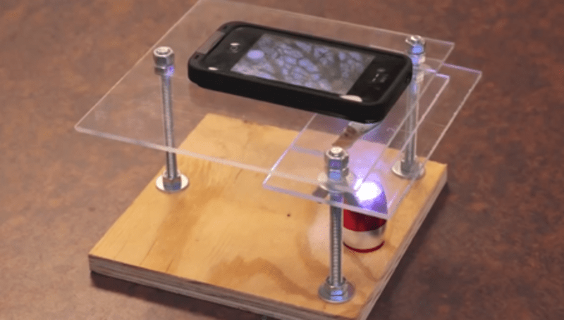 Turn your iPhone into a high-power digital microscope for around $10