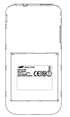 Samsung Galaxy S hits the FCC with AT&T bands onboard