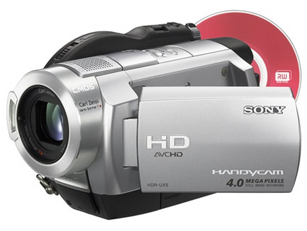Sony unveils four new consumer HD cams