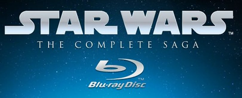 Star Wars Blu-ray discs to arrive September 27th according to Amazon