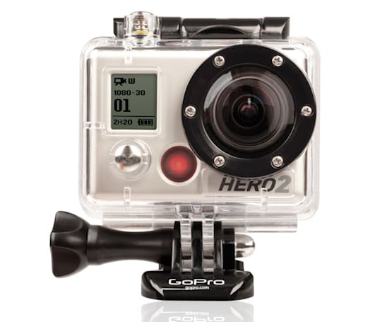 GoPro launches HD Hero2 helmet cam, announces video streaming Wi-Fi pack for winter