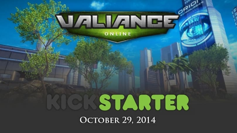Valiance Online launches its Kickstarter today [Updated: It's live now!]