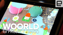 WOORLD Project Tango Game