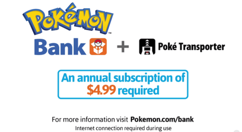 Plot your favorite species' demise with this Pokemon Bank trailer