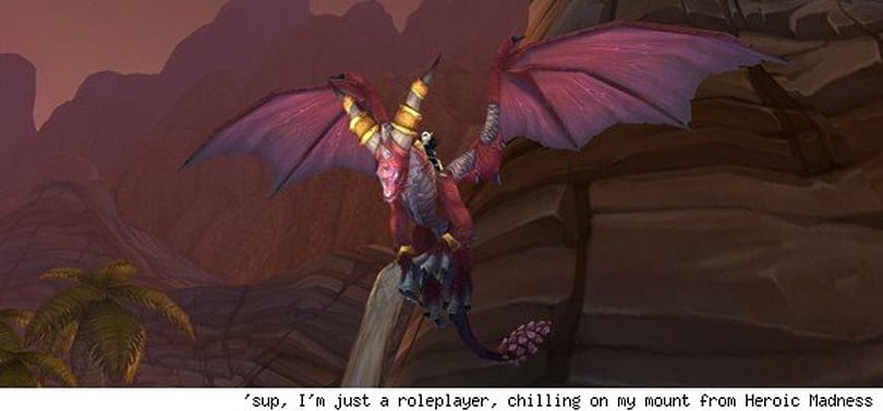 The top 5 misconceptions about WoW roleplaying