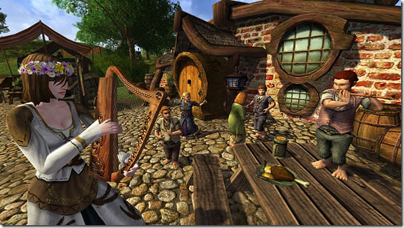 LotRO Farmer's Faire going on now through September 16