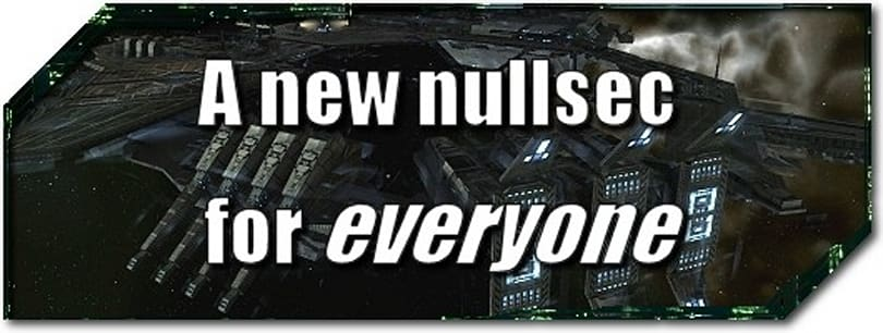 EVE Evolved: A new nullsec for everyone