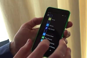 Nokia Lumia 630 Hands-on