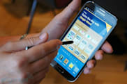 Galaxy Note II available in the UK today!