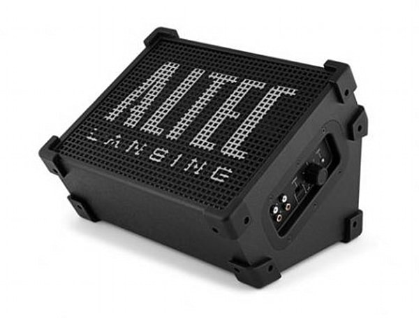 Altec Lansing Stage-Gig monitor further enforces faux rock fantasies