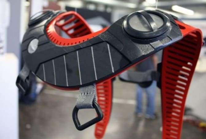 Uplink Audio Strap System offers solar power for runners on the run