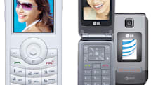 Pantech C150 and LG Trax now on AT&T