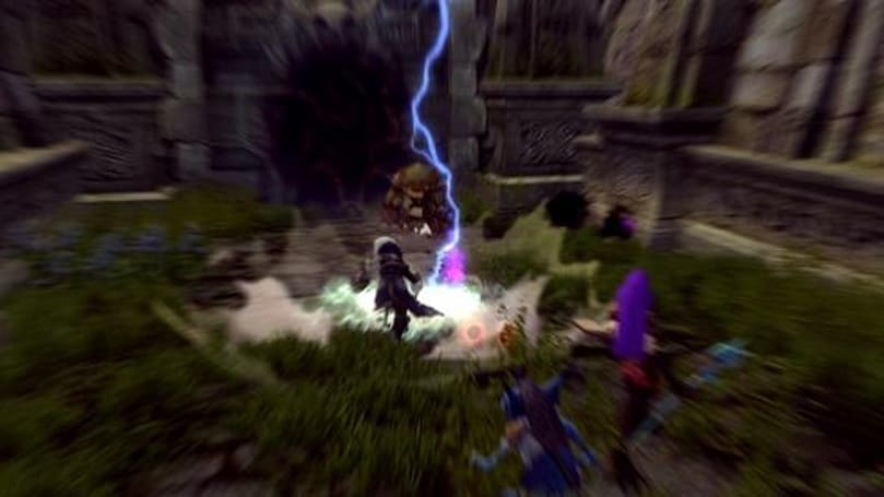 New Dragon Nest videos show off Saint's Haven, new abilities