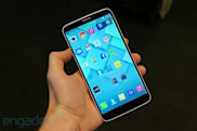 Alcatel OneTouch Hero hands-on