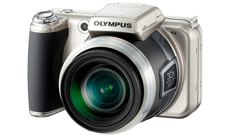 Olympus' SP-800UZ 30x superzoom starts taking pre-orders