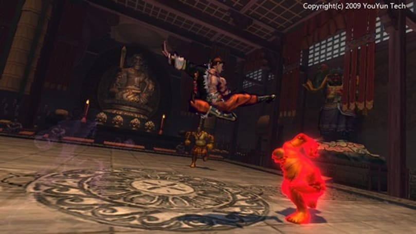 Rumor: 7Sixty also working on beat-em-up HurricaneX2 for Xbox 360