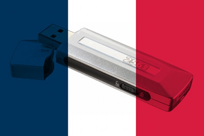 French students to get USB drive with open source software