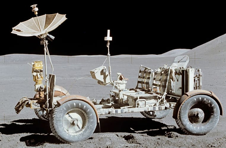 rare lunar rover prototype accidentally sold for scrap
