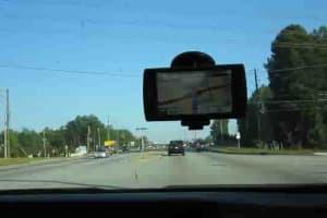 Garmin Nuvifone G60 - Navigation Demo