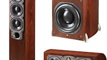 Paradigm's Studio 60 v.5 5.1-channel speaker system gets a big thumbs up