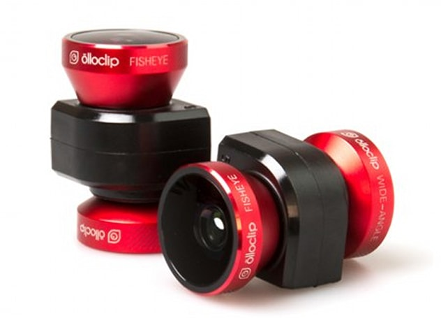 Olloclip 4-in-1 iPhone lens gives you a new perspective on the world