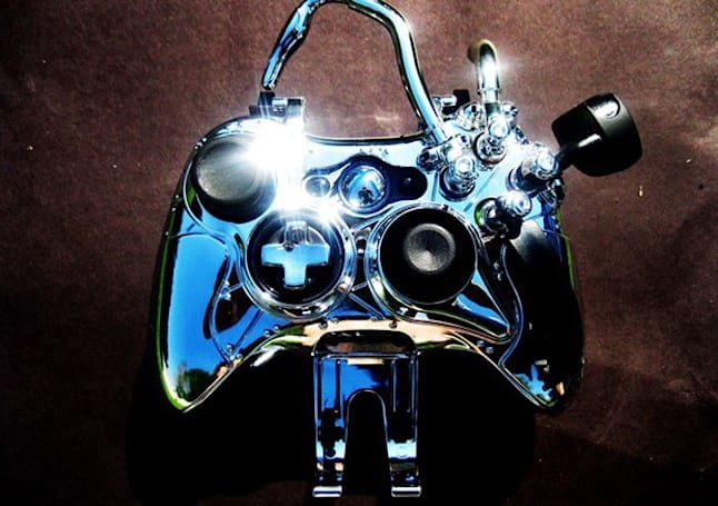 Avenger Advantage launches lever-laden Def-Con 4 controller on Kickstarter (video)