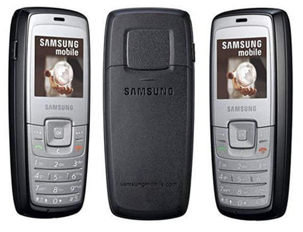 Samsung freshens low end with C140