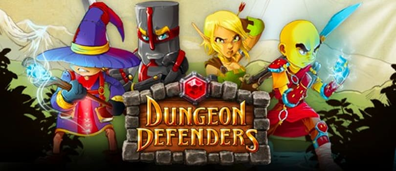 Dungeon Defenders Eternity includes gear for sequel