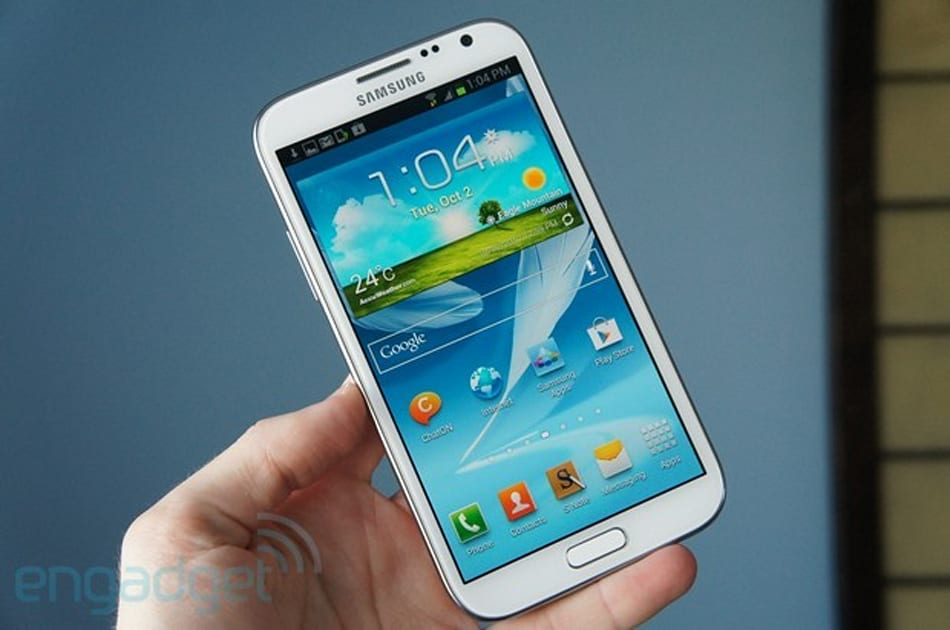samsung galaxy note ii review. Black Bedroom Furniture Sets. Home Design Ideas