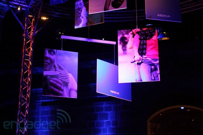 Live from 'An Evening With Nokia' at MWC 2011!