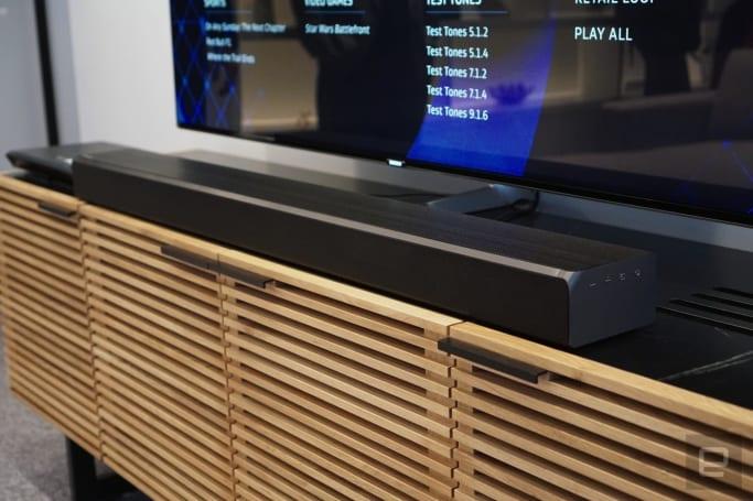 Samsung's Dolby Atmos soundbar system will cost $1,499