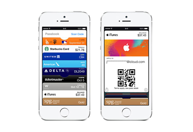 iTunes Pass links your credit to iOS' Passbook app (update: now available in the US)