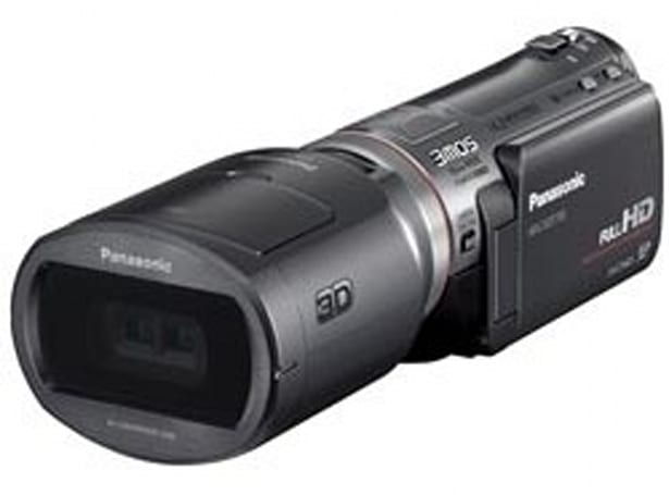 Panasonic's consumer-grade 3D camcorder leaks out, the HDC-SDT750