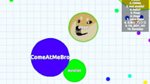 Agar.io brings massively multiplayer games to the petri dish