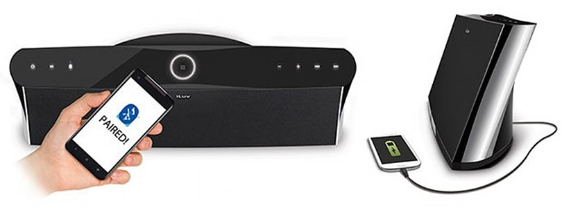 iLuv releases $200 MobiAria Bluetooth speaker with one-touch NFC setup