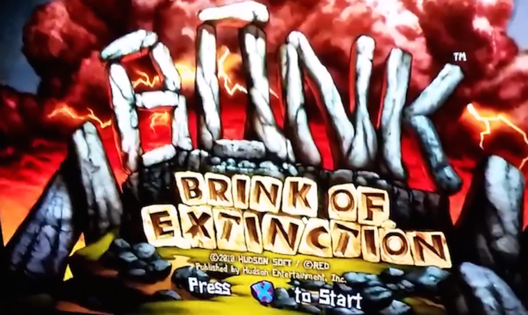 Watch some footage of the canceled Bonk game